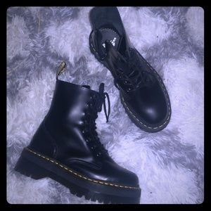 new jadon boot by Dr. Martens